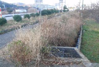 サムネイル:黒部管内 道路整備工事  完成しました。