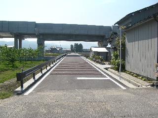 サムネイル:北陸新幹線に伴う道水路工事完成
